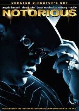 Notorious - DVD cover
