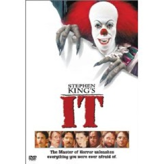 IT - DVD cover