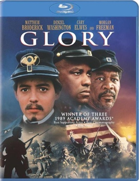 Glory - DVD-R cover