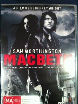 Macbeth - DVD cover