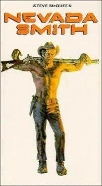 Nevada Smith - VHS cover