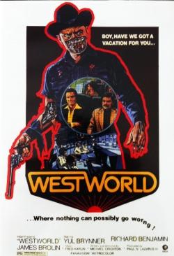 Westworld - DVD-R cover