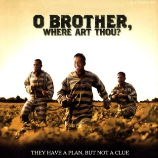 O Brother, Where Art Thou? - Digital Copy cover