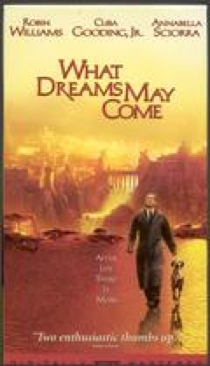 What Dreams May Come - VHS cover
