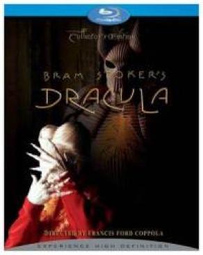 Dracula - Blu-ray cover