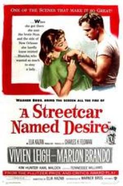 A Streetcar Named Desire - DVD-R cover
