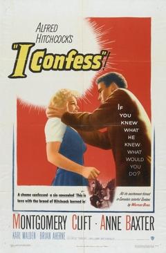 I Confess - Digital Copy cover