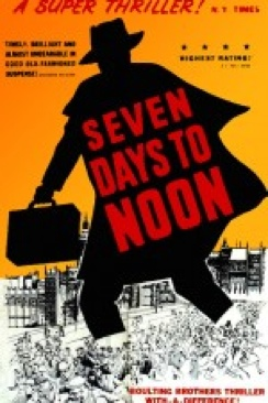 Seven Days To Noon - DVD-R cover