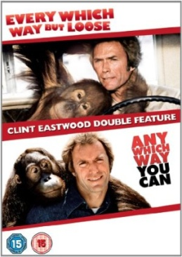 Any Which Way You Can - DVD cover