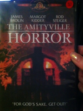 The Amityville Horror - UMD cover