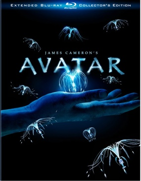 Avatar - HD DVD cover