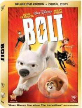 Bolt - Digital Copy cover