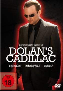 Dolan's Cadillac - DVD cover