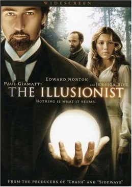 The Illusionist - Video CD cover