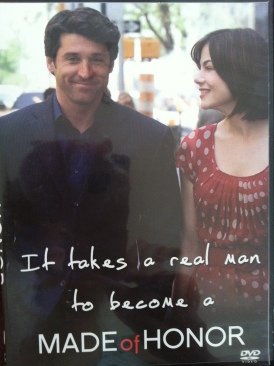 Made of Honor - DVD cover