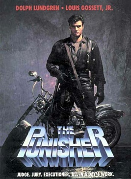 Marvels The Punisher - DVD cover