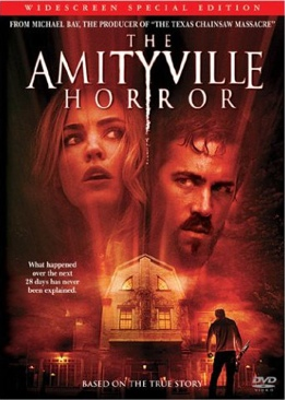Amityville Horror, The - DVD cover
