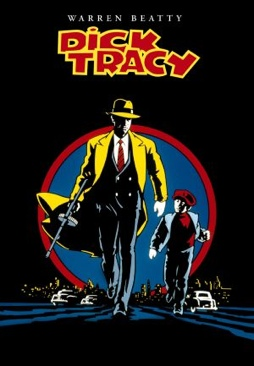 Dick Tracy - DVD-R cover
