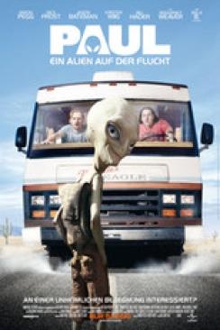 Paul - DVD cover
