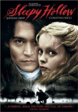 Sleepy Hollow - DVD cover