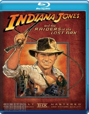 Indiana Jones 1: Raiders of The Lost Ark - HD DVD cover