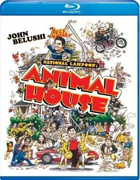 Animal House - Blu-ray cover