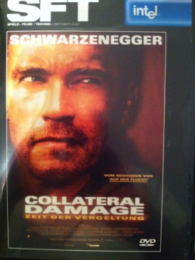 Collateral Damage - Digital Copy cover