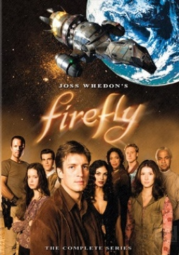 Firefly The Complete Series - DVD cover