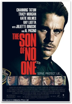 The Son Of No One - DVD-R cover