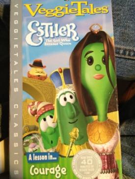 Veggietales Esther The Girl Who Became Queen Veggietales Esther The...