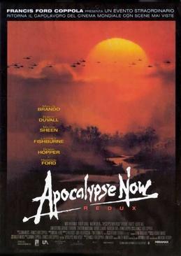 Apocalypse Now - Video CD cover