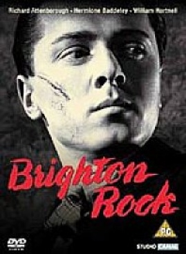 Brighton Rock - DVD cover