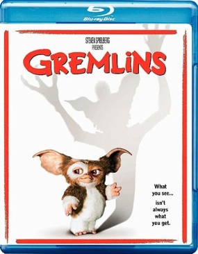 Gremlins - Blu-ray cover