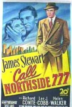 Call Northside 777 - DVD cover