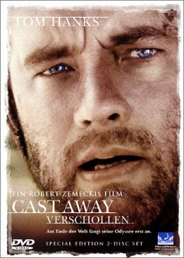 Cast Away - Video CD cover