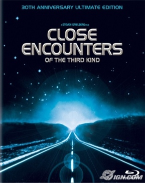 Close Encounters of the Third Kind - Digital Copy cover