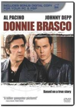 Donnie Brasco - Digital Copy cover