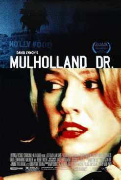 Mulholland Drive - Blu-ray cover