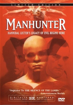 Manhunter -  cover