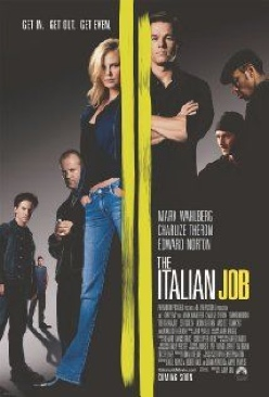 The Italian Job - Digital Copy cover