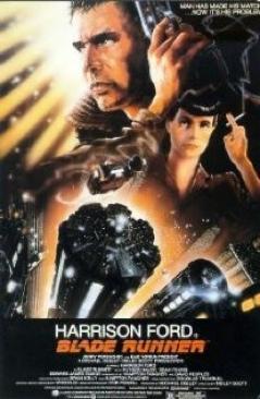 Blade Runner - DVHS cover