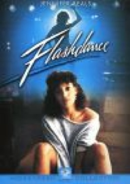 Flashdance - DVD cover