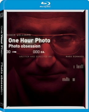 One Hour Photo - Blu-ray cover