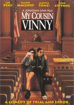 My Cousin Vinny - VHS cover
