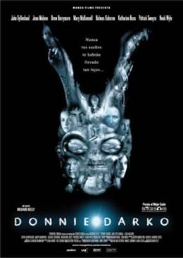 Donnie Darko - DVD-R cover