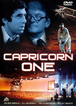 Capricorn One - DVHS cover