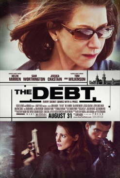 The Debt - DVD cover
