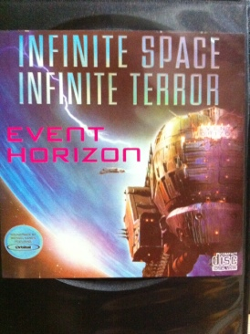 Event Horizon - Video CD cover