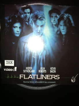 Flatliners - Video CD cover