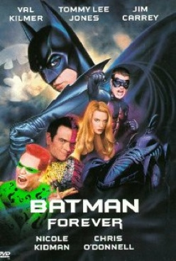 Batman Forever - Video CD cover